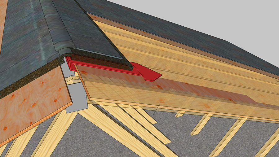 Roof Ventilation 7 Minutes Of Bs Protradecraft