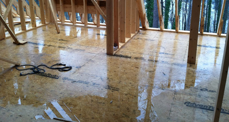 Floor Tile Over Plywood Subfloor