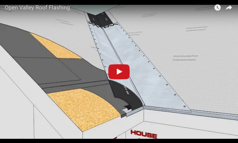 Roof Flashing Guide From Drip Edge To Valley Flashing