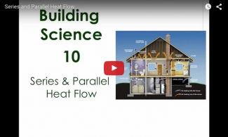 Building science 101: how heat flows