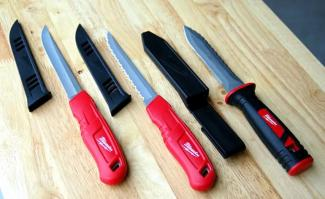 insulation and duct knives