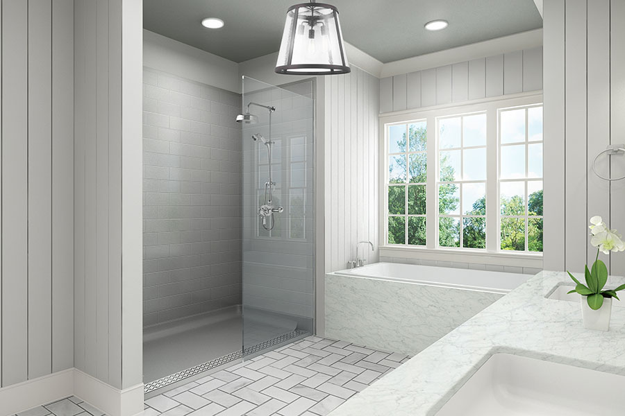 Lovely Universal Design Features Make Homes Safer For All Users. Hereu0027s How To  Approach An Accessible Bathroom.