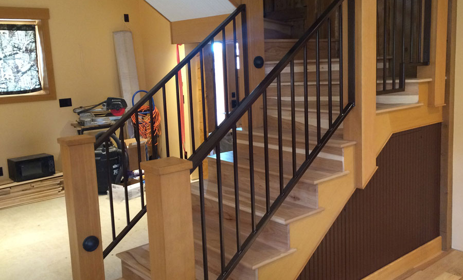 Start To Finish Stair Trim Out Project Protradecraft