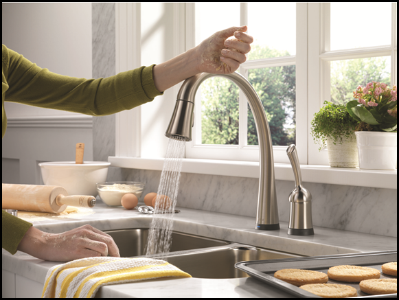 Universal Design Fixtures And Appliances Can Make A Kitchen Easier To Use,  For All Ages