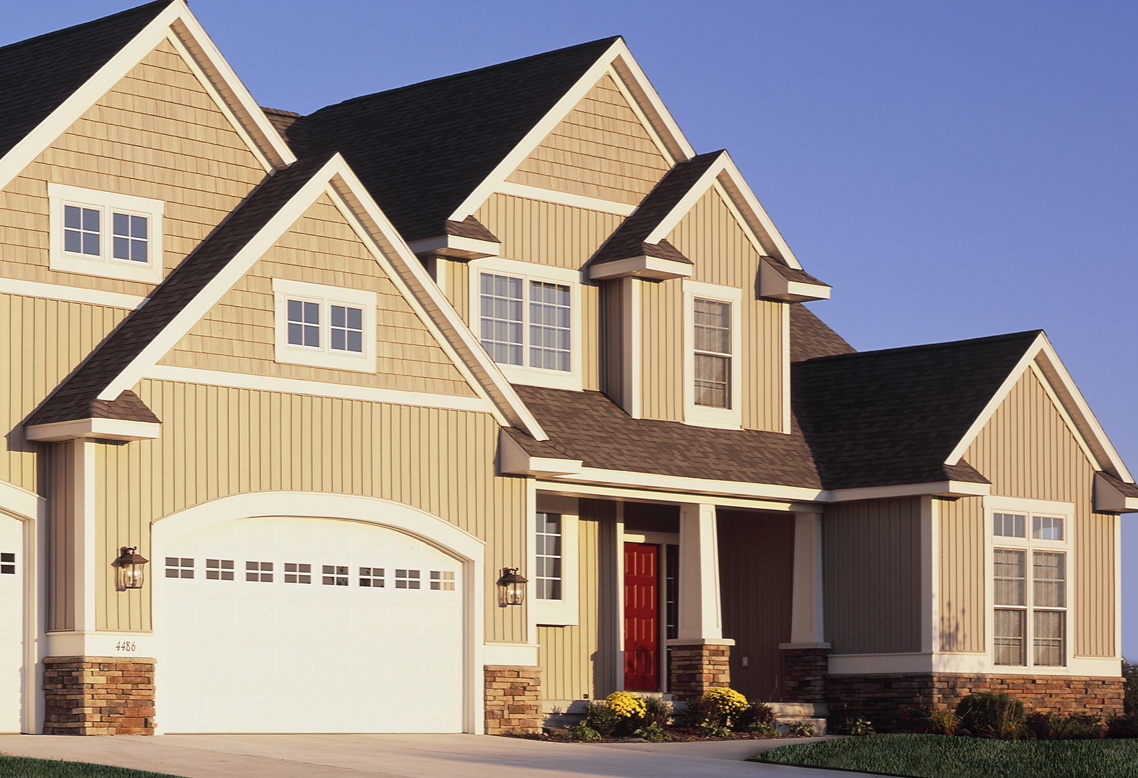Types of design your own home siding easy ways for Types of homes to build