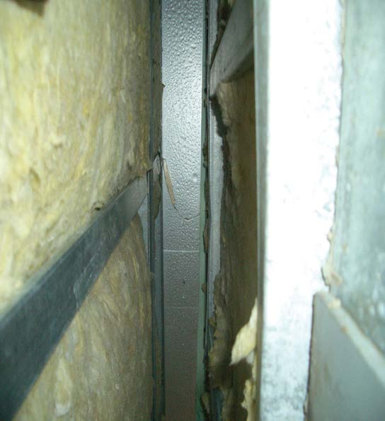 Water droplets inside framing cavities can feed mold. —Image from EPA Water Management Guide